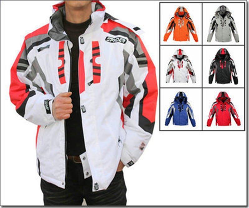 Wholesale- 2016 outdoor sportwear ski jacket men ski suit windproof waterproof skiing clothing Free Shipping hot sell