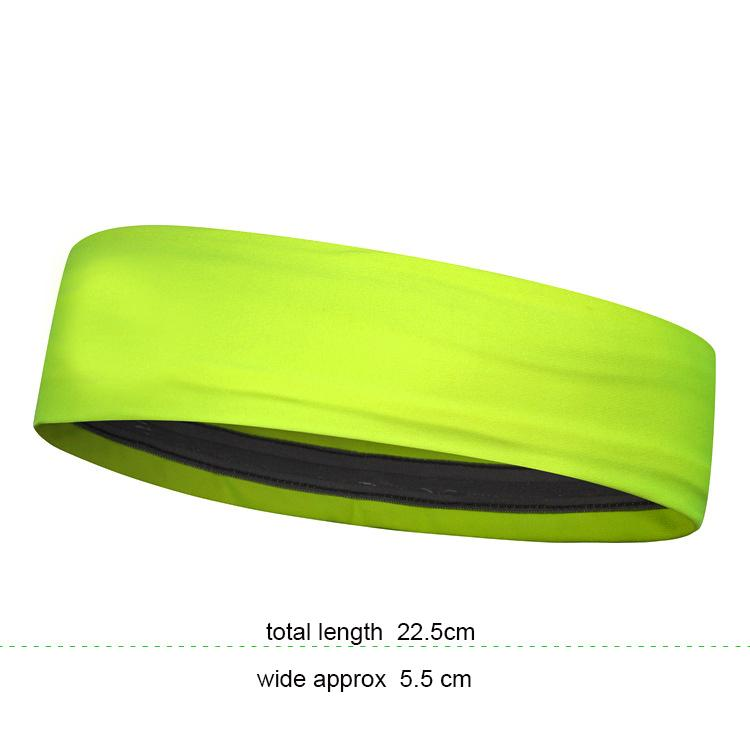 Neon Sponge sport sweat headband