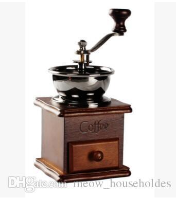 Рука кофе машина рука шлифовальные станки кофе мельница Кофе Бин машина ретро кофе машина для домашнего использования