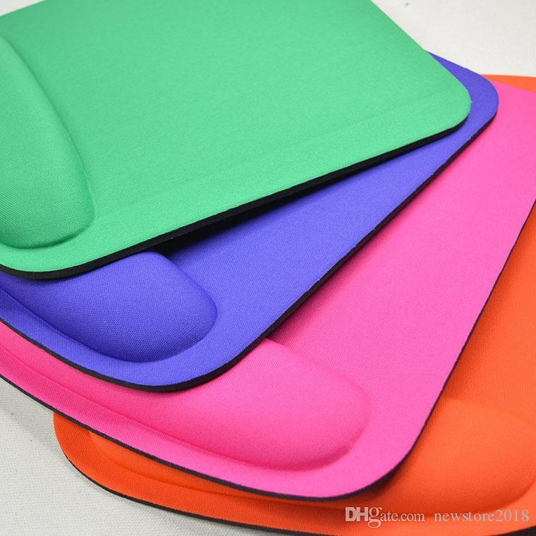 Durable Mouse Pad Thin Comfort Wrist Mat Mice Pad For Optical/Trackball Mouse U363 Lower price