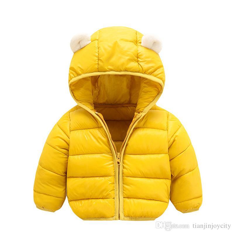 Herbst Neugeborenen Mädchen Mantel Winter Jacke Für Baby Jungen Mädchen Jacke Kinder Warme Oberbekleidung Mantel Für Baby Jacke Kleidung