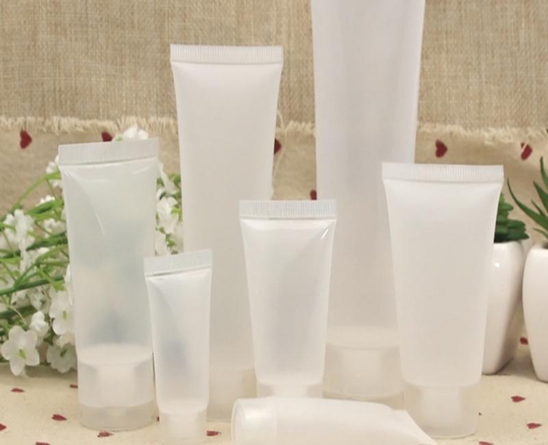 1000 قطع 5 ملليلتر 10 ملليلتر 15 ملليلتر 20 30 ملليلتر 50 ملليلتر 100 ملليلتر لينة أنبوب البلاستيك غسول الحاويات الخالي ضغط إعادة الملء زجاجات مستحلب كريم أنبوب