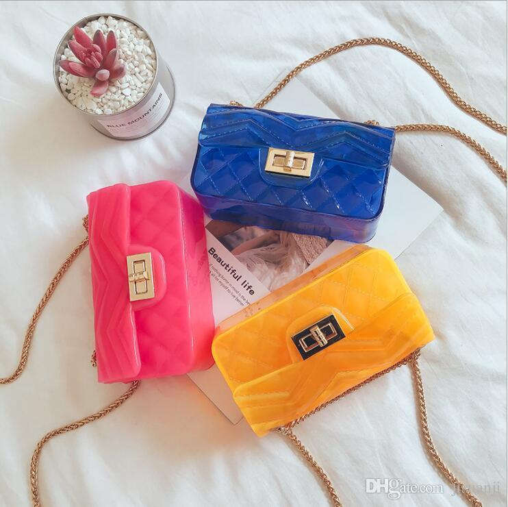 Mini Zig Zag Candy Color Shoulder Bags Luxury Summer Designer Handbags for Women Elegant Chain Crossbody Bag