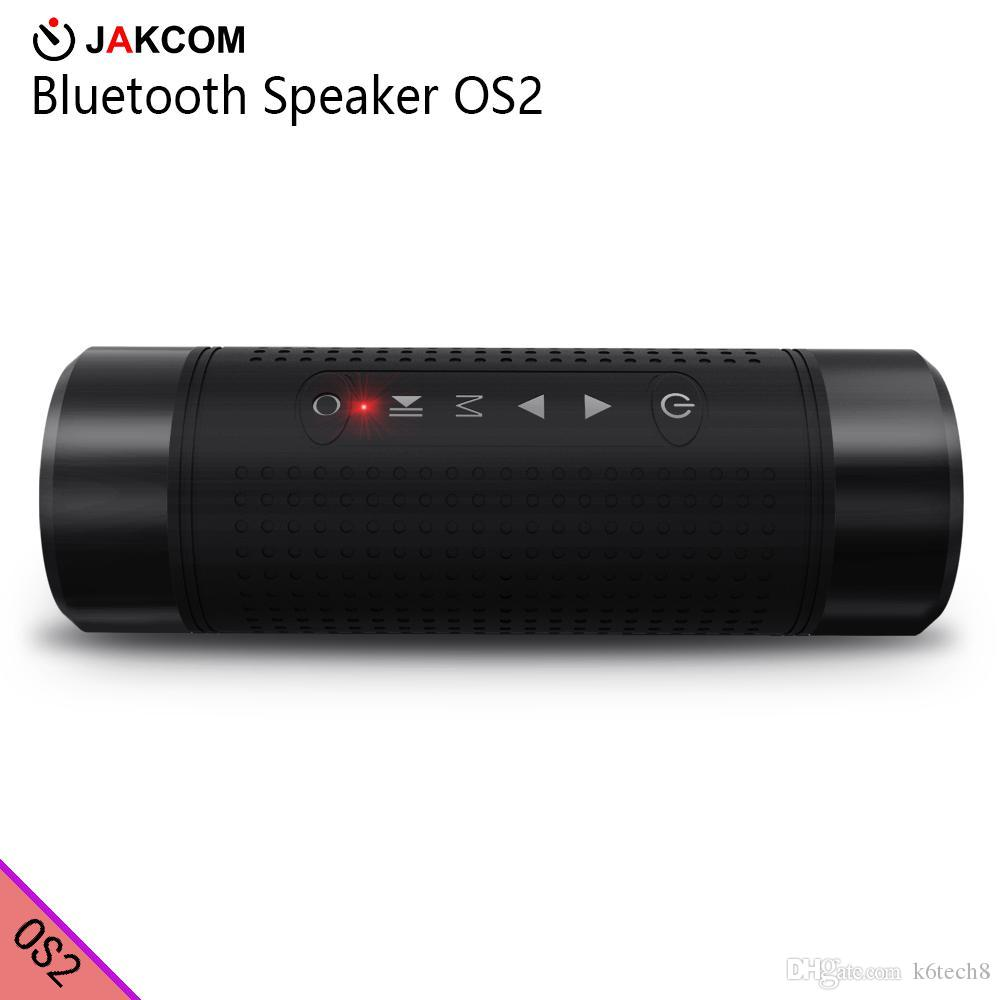 Altoparlante wireless esterno JAKCOM OS2 Vendita calda in altoparlanti portatili come cover per tablet xena