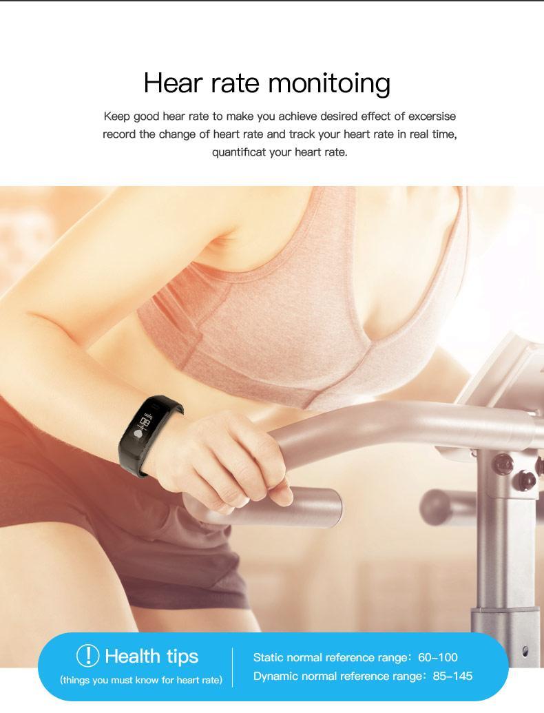 Smart Fitness Tracker Watch (4)