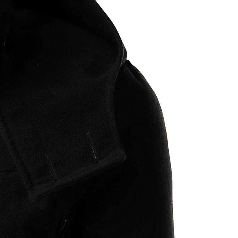 Großhandel PUNKOOL Hot Dufflecoat Mann Winter Mode Design Wollmischung Trench Jacket Men Herren Pea Coat Overcoat Kaschmir Von Baxianhua, $148.62 Auf