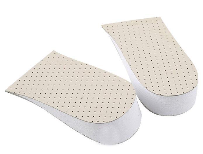 الرجال النساء هلام السيليكون كعب النعال باطن تخفيف آلام القدم حامي حفز دعم سادة الحذاء عالية الكعب إدراجات