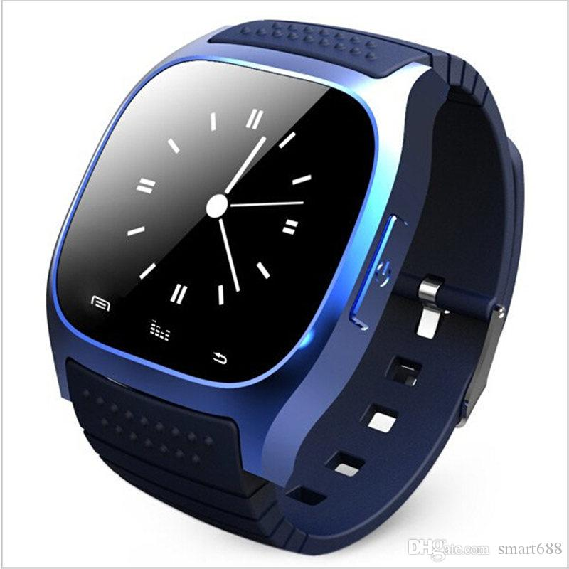 M26 Smart Watch Sync Altimeter Anti-loss Smartwatch For Android Reloj Inteligente For iPhone Samsung Android Phones