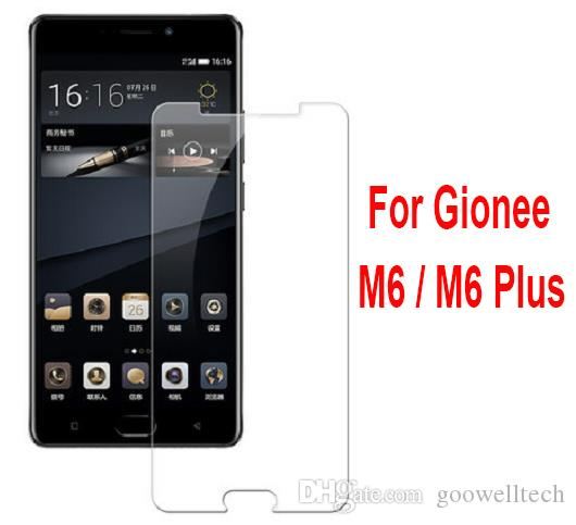 2.5 D закаленное стекло для Gionee M5 M6 M5 Plus S6 S6Pro высокое качество защитная пленка взрывозащищенный протектор экрана для Gionee M5 Plus