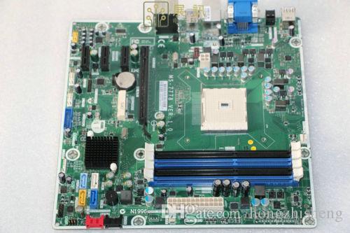 оригинальная материнская плата MS-7778, 700846-001,696333-001, FM2, DDR3, отлично работает