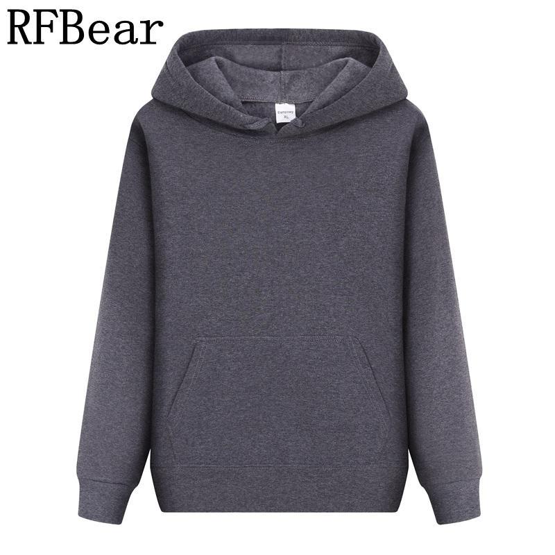 패치 워크 남성 캐주얼 후드 스웨터 단색 인쇄 코튼 풀오버 코트 따뜻한 옷 공장 콘센트 마이크로 화이버