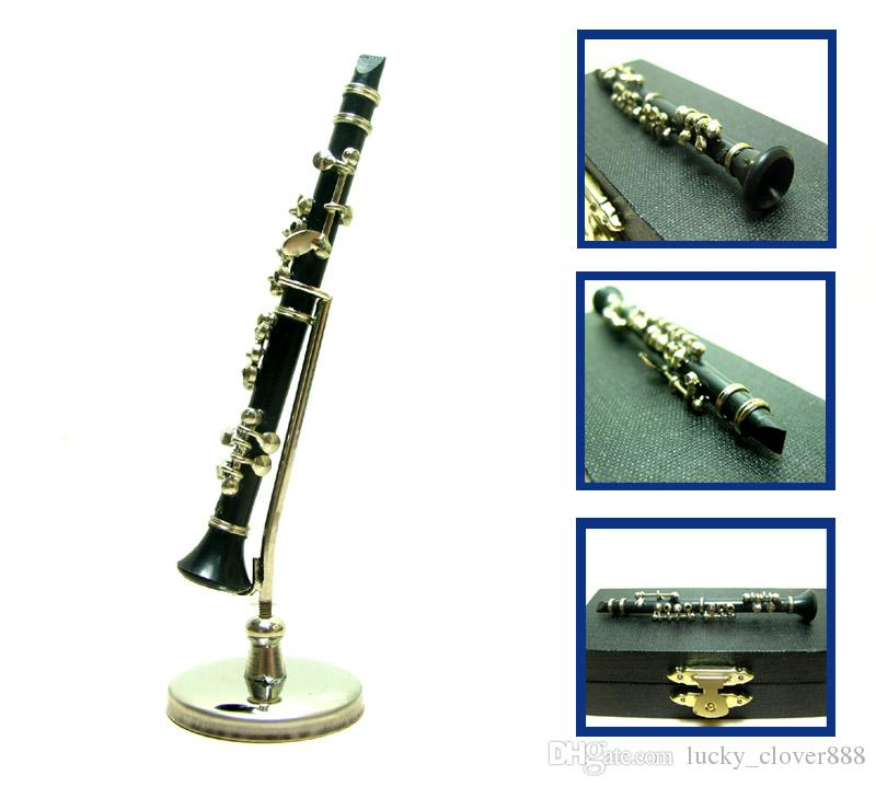 Mini Oboe Model Gifts,Mini Oboe Model Musical Instrument Ornaments Decoration Display Gifts