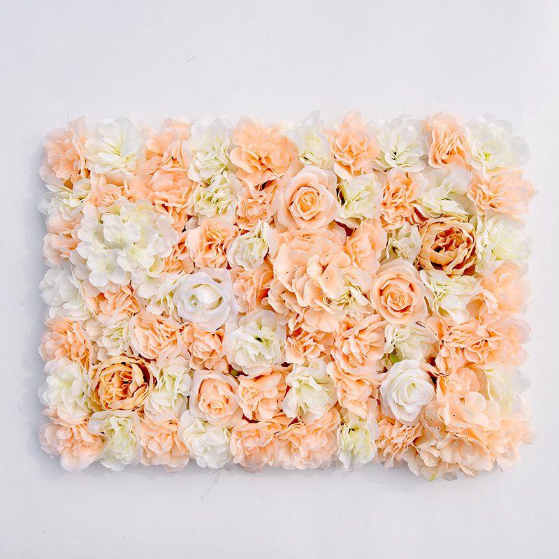 Düğün Çiçek Duvar Ortanca Gül Arkaplan Çiçek Duvar Düğün Düzenleme Arch Çiçek Mozaik Mağaza Pencere Arka Plan Duvar Dekorasyon