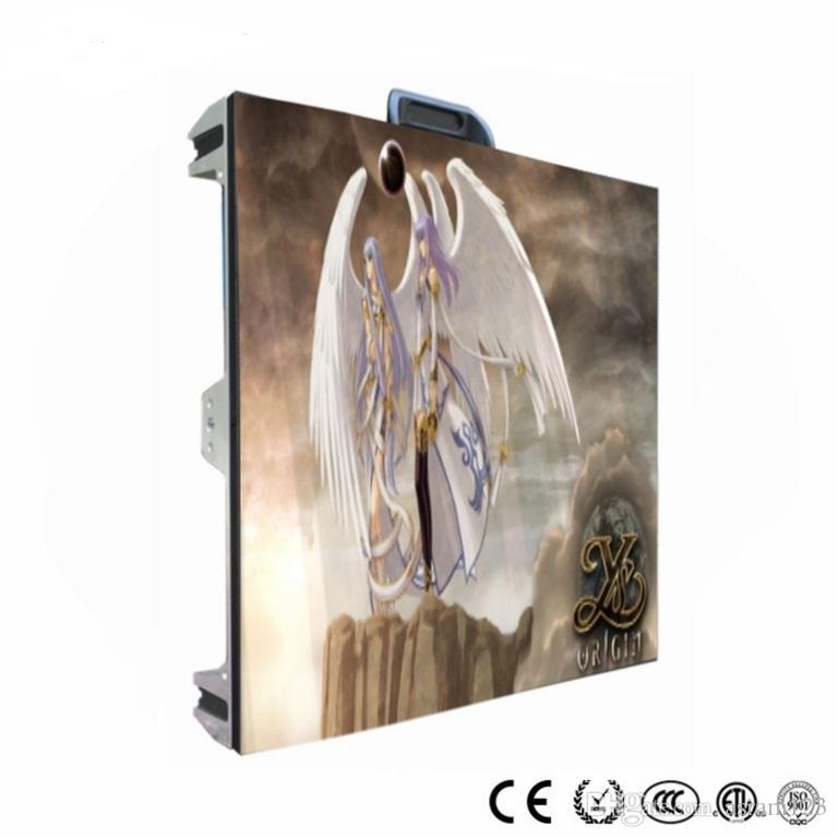P4.81 Außenvollfarb-LED-Videowand / Bildschirm / Platte für die Vermietung LED-Anzeige