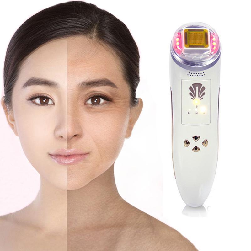 RF Radyo Frekans Cilt Kaldırma Sıkma Cilt Gençleştirme Kırışıklık Kaldırma Cilt Bakımı Güzellik Makinesi Masaj