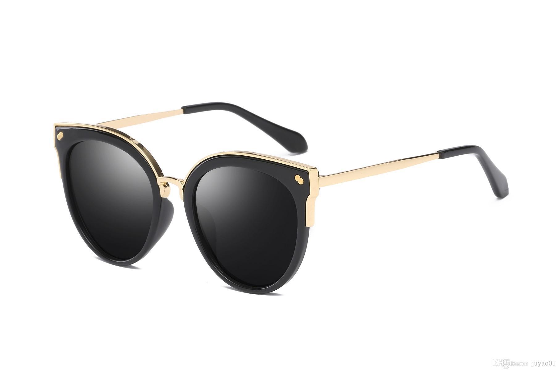 2018 новые поляризованные моды для мужчин и женщин с тенденцией высокого качества красочные дикие на открытом воздухе вождения солнцезащитные очки