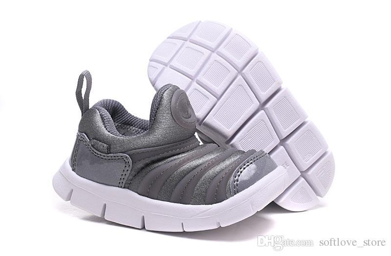 Großhandel Nike Air Dynamo Free TD Günstige Kinder Heiße Neue 12 Schuhe Dynamo Kostenlose Kinder Retro Basketball Schuhe Für Jungen Mädchen 13 S