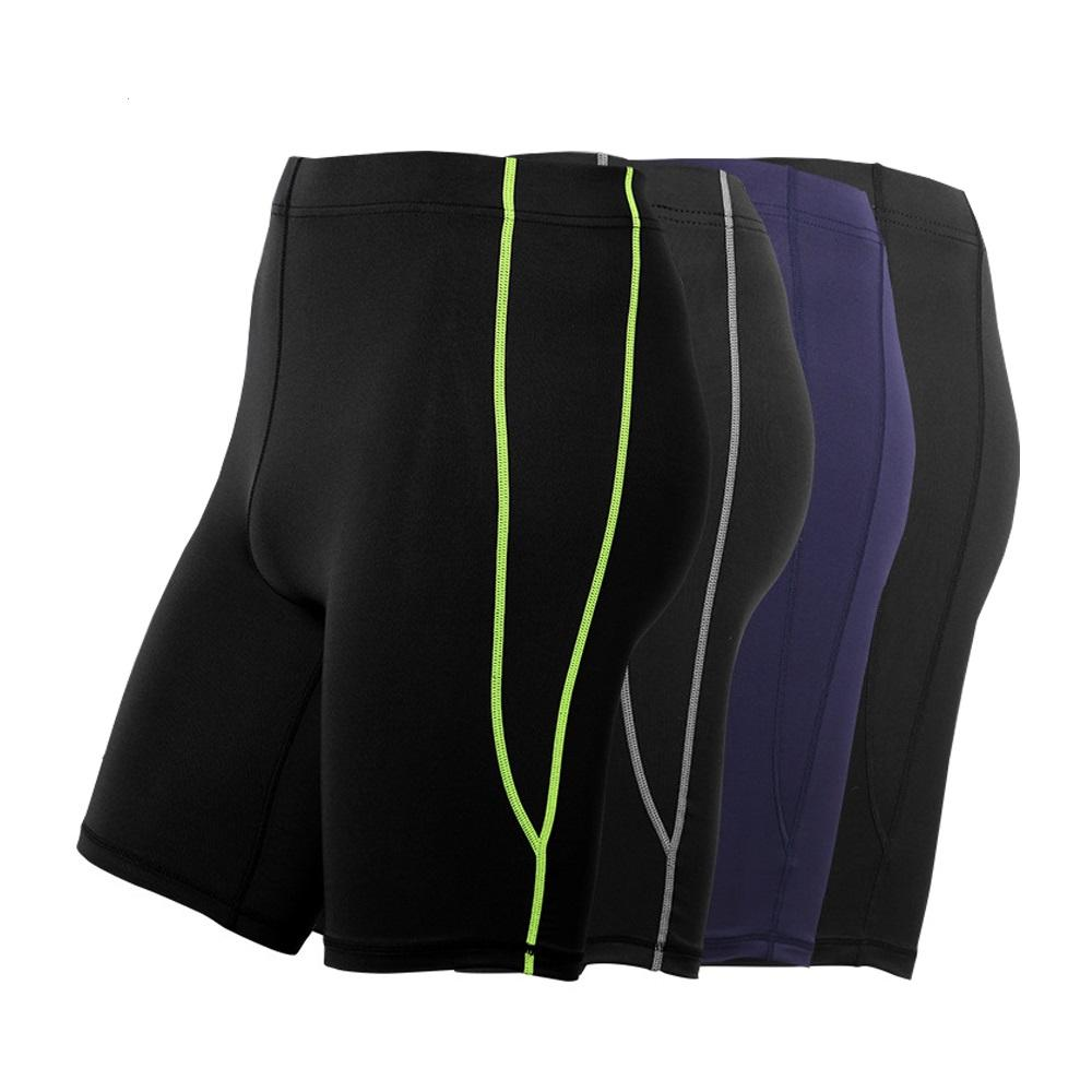 Wholesale-Men Tight Shots gay sportswear for fitness basketball usa badminton running sexy sport gym absorb sweat running