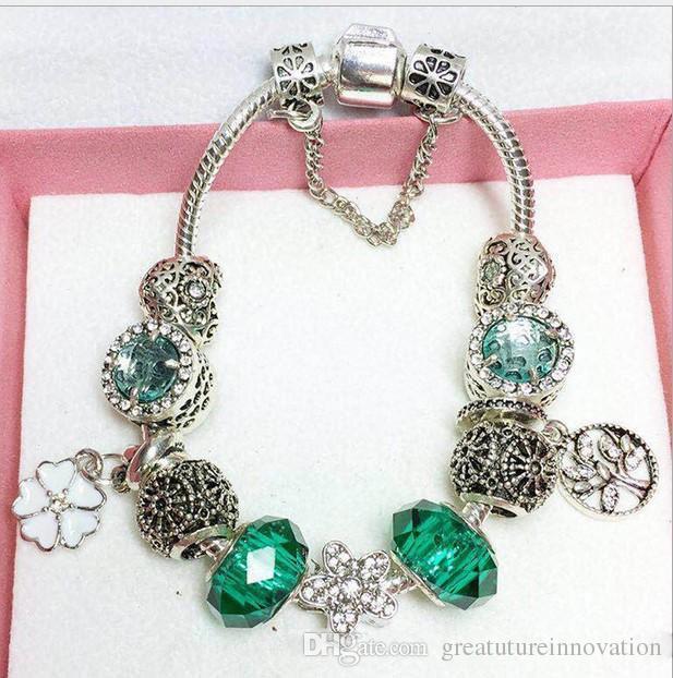 charmes pandora vert