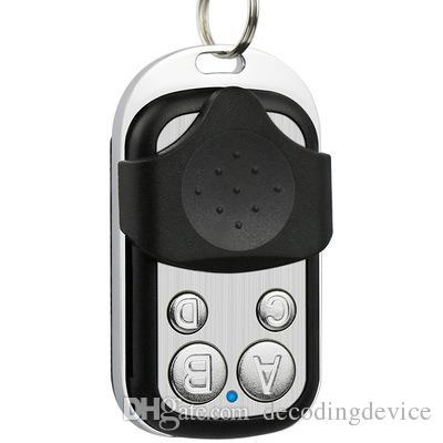 Télécommande Code de copie RF Grabber Cloning Porte électrique Duplicateur Touche FOB Apprentissage Garage Porte de garage Vient la télécommande 433 Télécommande