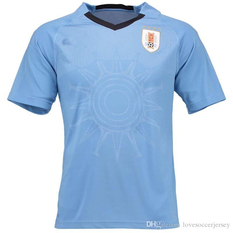 new product 56f68 be90d uruguay soccer jersey