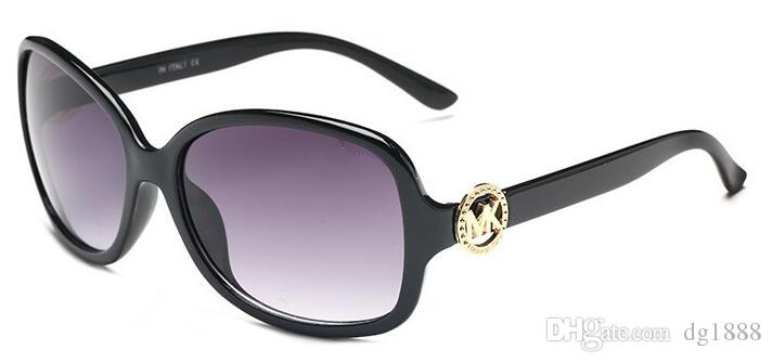 Moda Óculos De Sol Das Mulheres Rodada Feminino Óculos de Sol oculos de sol feminino UV400 Streetwear Óculos De Sol 8016