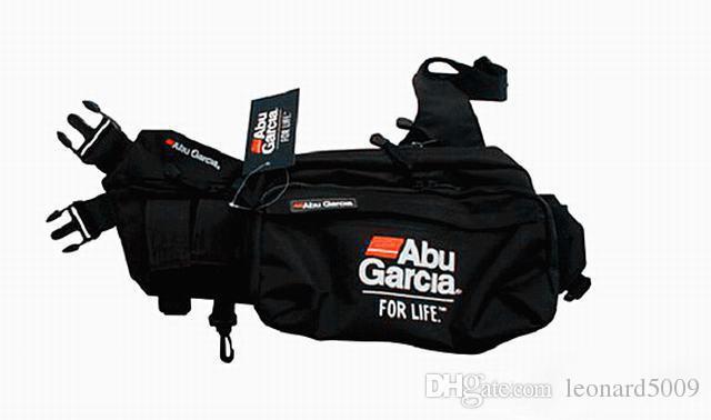 Hot ABU Garcia Waist bag Waist pack Lure Pocket Accessories Bags Backpack Fishing bag High-quality