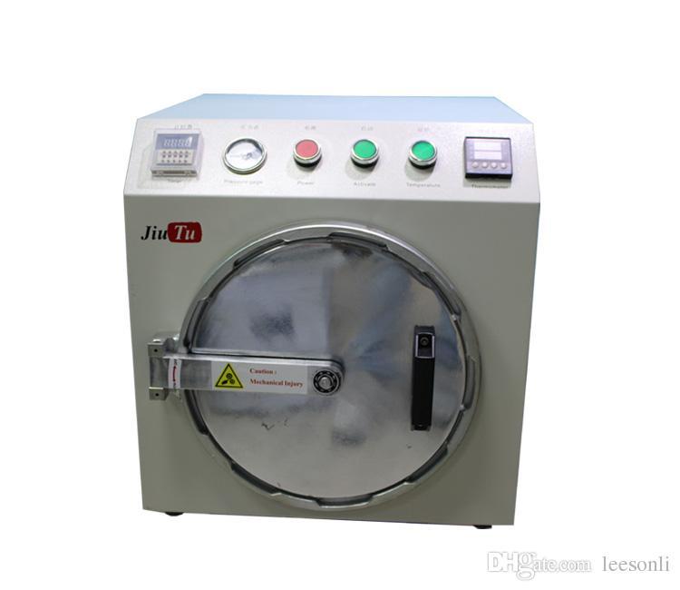 9TU-M020 Autoclave ad alta pressione OCA adesivo adesivo LCD Bubble Rimuovi macchina per Fix Cell Phone Touch Screen Riparazione del vetro