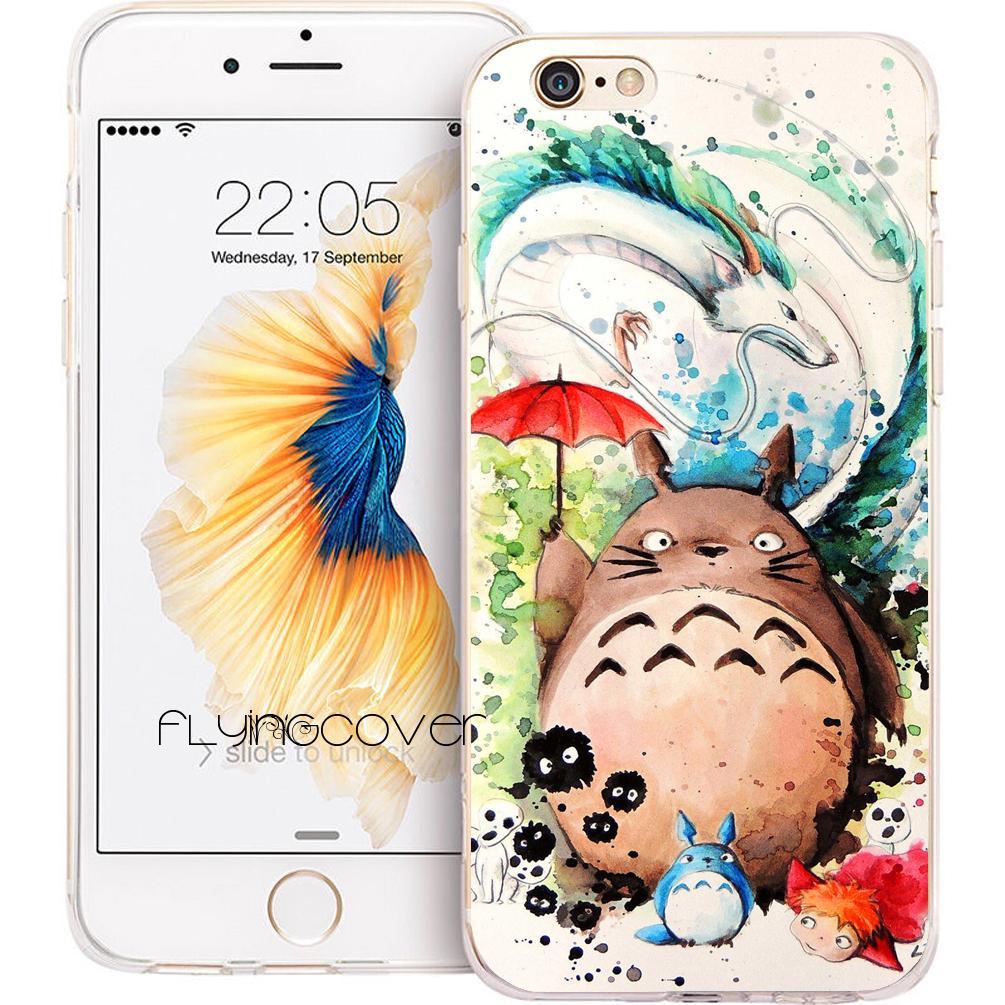 totoro coque iphone 6