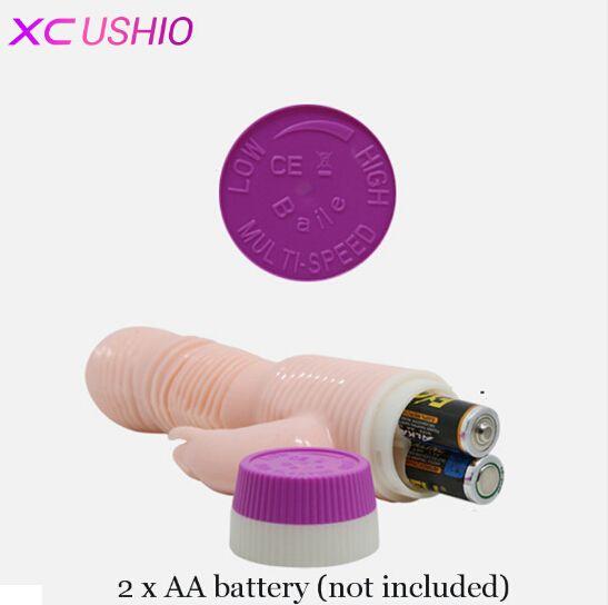 Multi-velocità G Spot vibratore del Dildo per Clitoride orale Clit Vaginale massaggi Sex Toys per la donna i prodotti del sesso