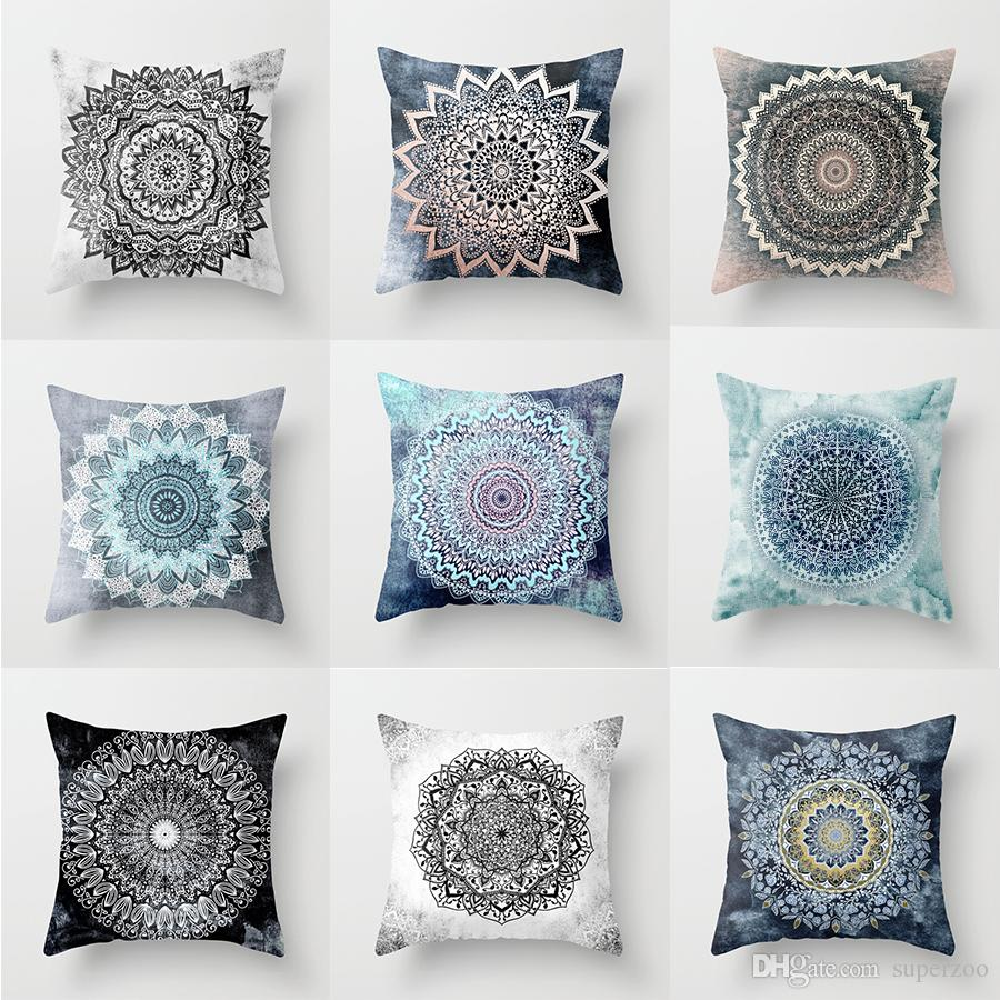 Home Bed Sofa Woondecoratie Pillow Case Seat Waist Throw Cushions Cover For Chairs Couch Cojines Bedroom Decorative40