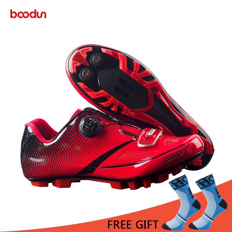 En gros Respirant Professionnel Auto-Locking Chaussures De Cyclisme VTT Chaussures De Vélo Non-Slip Bike Racing Chaussures Sapatos de ciclismo