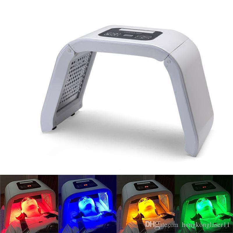 Machine de beauté de soin de peau de PDT LED d'utilisation de maison de 10 couleurs à vendre, avec la haute qualité et le meilleur prix de manufacture