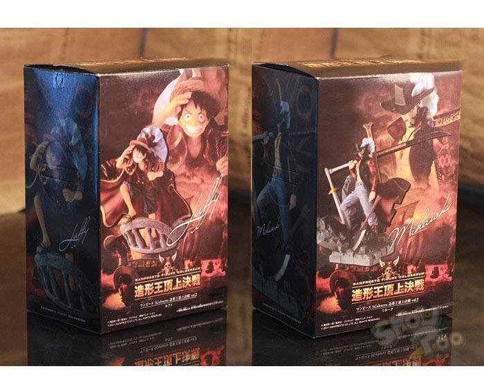 Les pirates animés tracent la forme du roi, bataille décisive, sommet de la route, bataille décisive, manipulation de Hawk Eye.