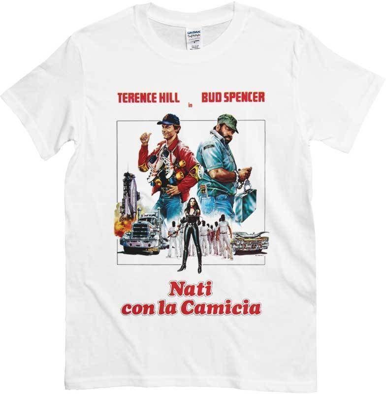 T-Shirt Bud Spencer Official Uomo