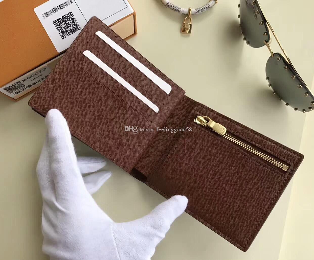 Moda Kadın / erkek Kısa Grafit Çantalar amerigo 286 Kart Kredi sahipleri Ligi Hakiki deri cep cüzdan ile çanta çanta 60895 Satış