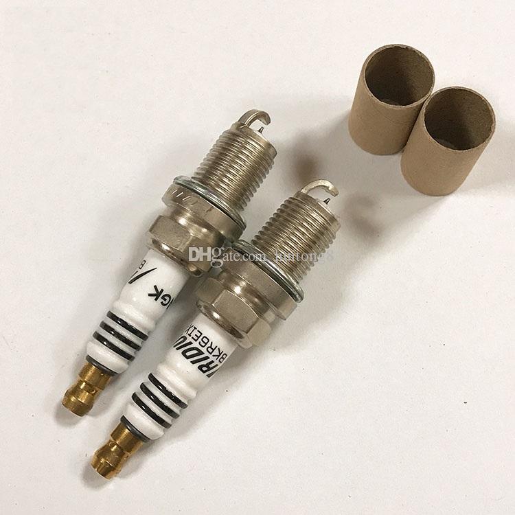 Бесплатная доставка Bkr6eix-11 4272 авто зажигания свечи зажигания Bkr6eix 11 Iridium Power Spark Plug для Toyota Lexus Suzuki Subaru Bkr6eix11