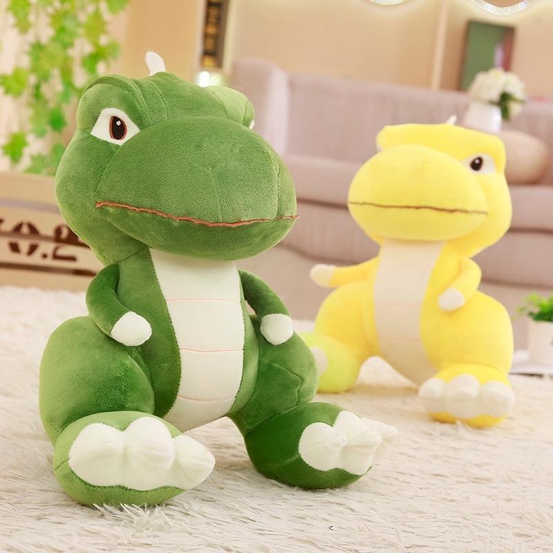 1 stücke 50 cm Niedlichen Cartoon Tier Weichen Dinosaurier Plüschtier Sachen Puppe Geburtstagsgeschenke Für Kinder