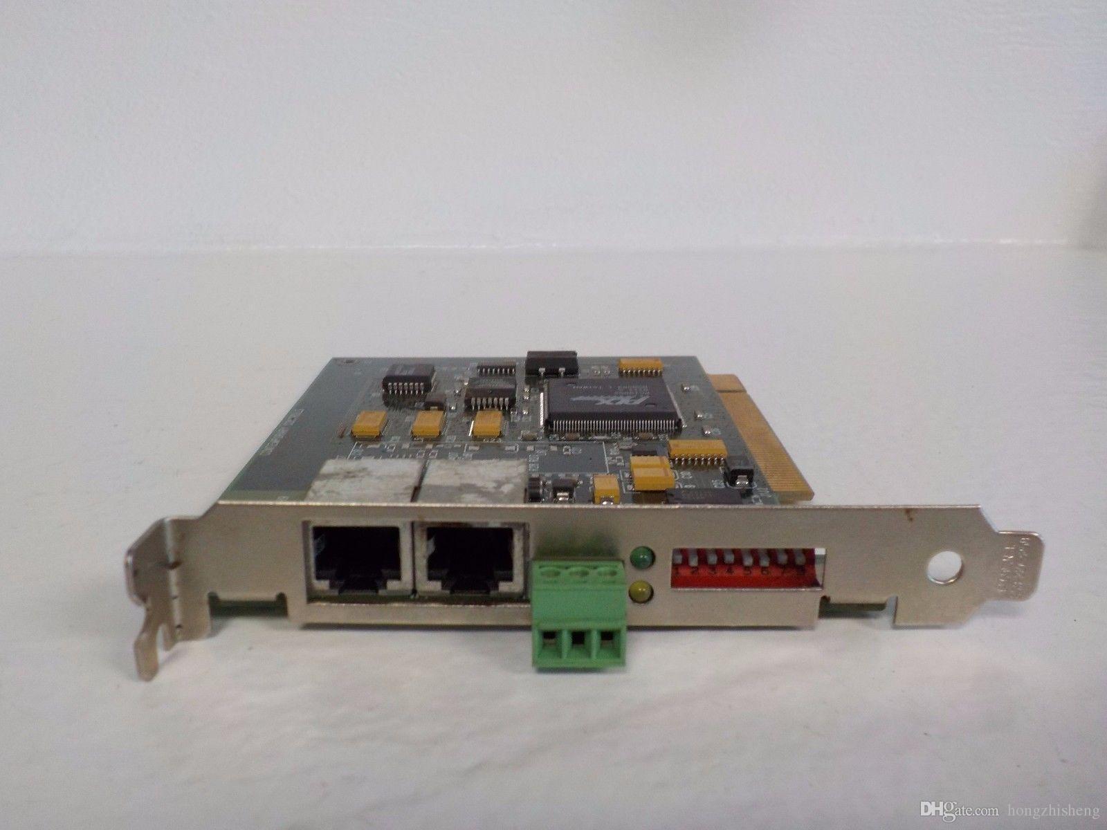 Плата промышленного оборудования CONTROLS PCI20-485 PC-карта Соединительная плата EIA-485 NIM с DC-связью