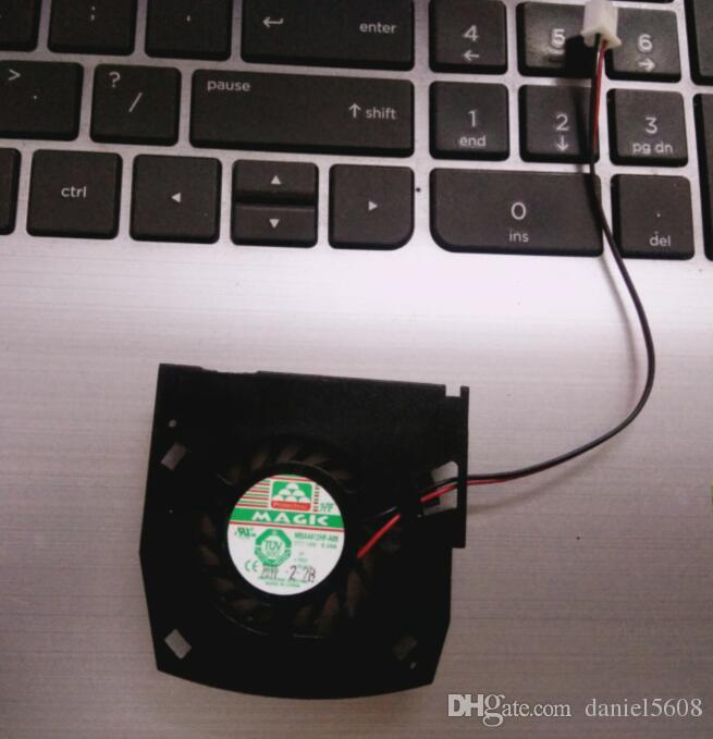 Ventilateur graphique d'origine NVA MBA4412HF-A09 12V 0.24A