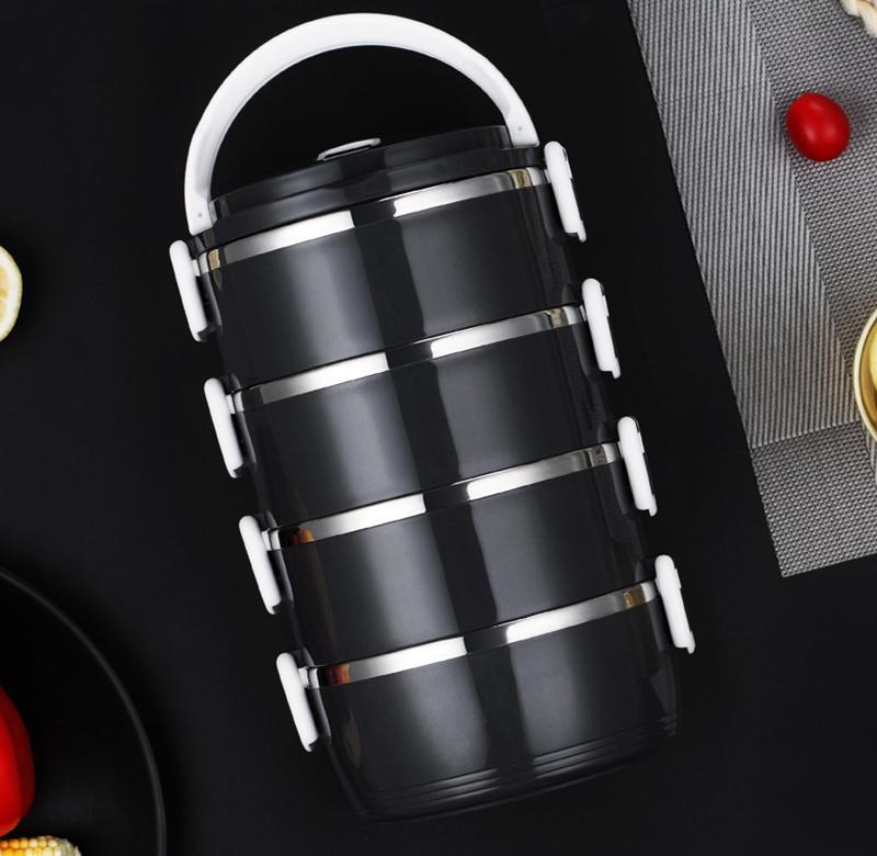 Black Bento Box 7