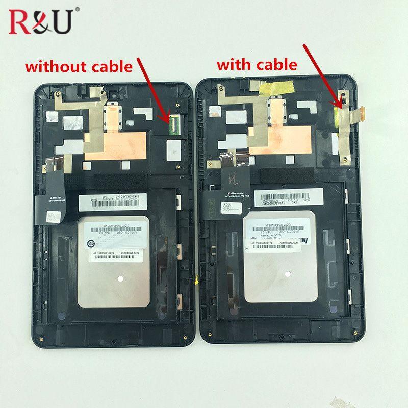 Compre Prueba Buena N070icn Gb1 Pantalla Lcd Led Pantalla Táctil Montaje De Digitalizador Para Asus Memo Pad Hd7 Me173 Me173x K00u K00b A 19 56 Del Maimanyu Dhgate Com