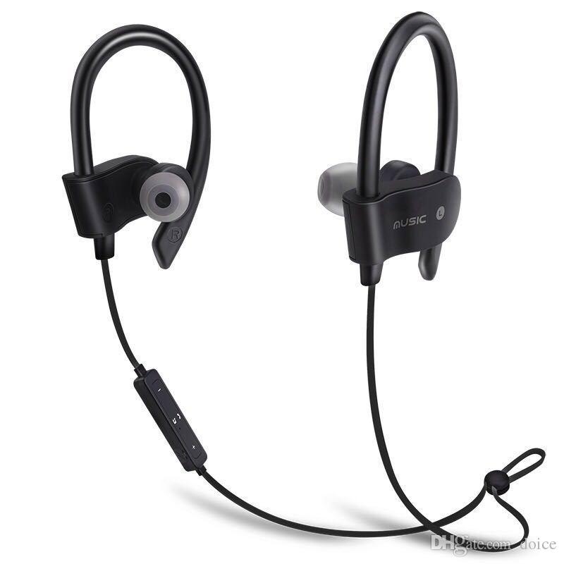 56s Wireless Bluetooth Earphones Waterproof Ipx5 Headphone Sport Running Headset Stereo Bass Earbuds Handsfree With Mic Best Bluetooth Earbuds Best Headphones Under 100 From Doice 4 73 Dhgate Com