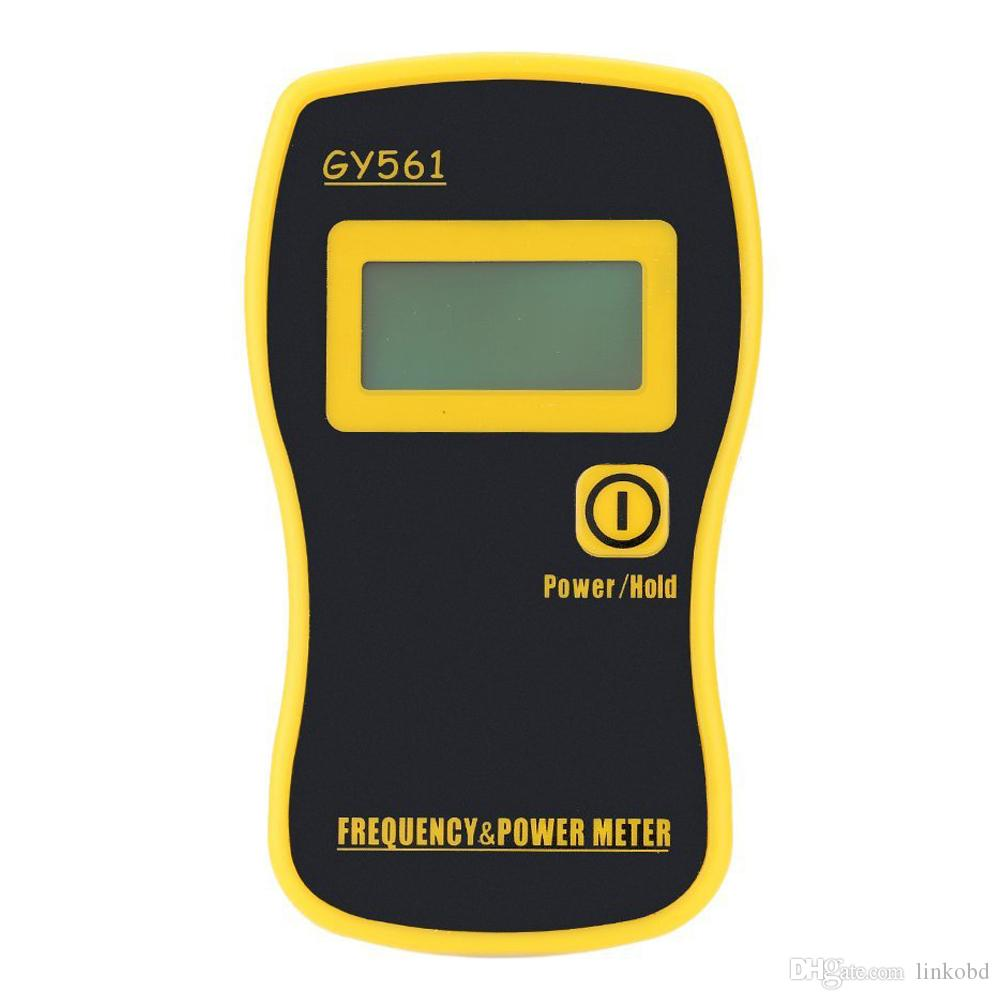 Practical Digital Frequency Meter GY561 Mini Handheld Frequency Counter Tester Monitor Detector Measurment for Two-way Radio