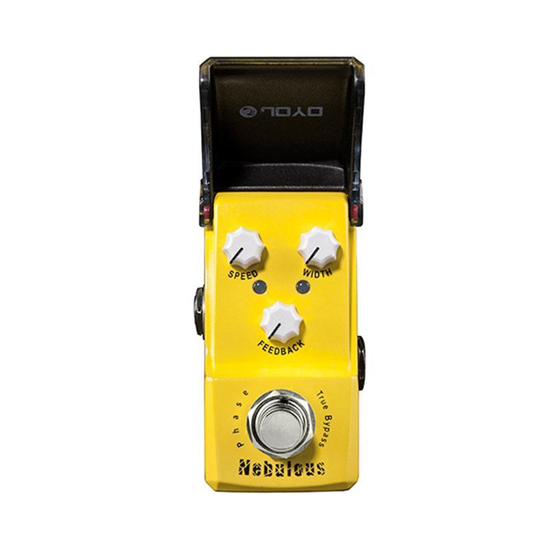 JOYO JF-328 NEBULOSA tremolo Tremolo gitar pedalı de efectos de guitarra pedal gerçek bypass freeshipping