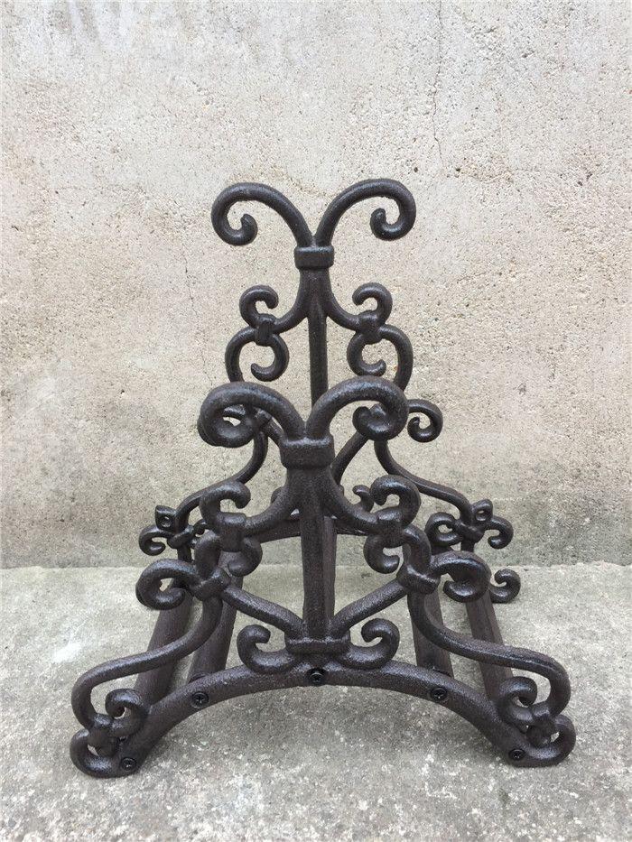 Wall Mounted Tuyau De Jardin Bobine Support Cintre stockage crochet Arrosage Rack