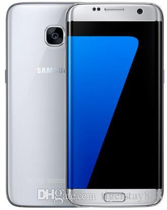 2PCS سامسونج غالاكسي S7 G930A / G930T / الهاتف G930V / G930P الثماني النواة موبايل الروبوت 16 MP كاميرا 6.0 4GB / 32GB الأصلي تجديد الهاتف