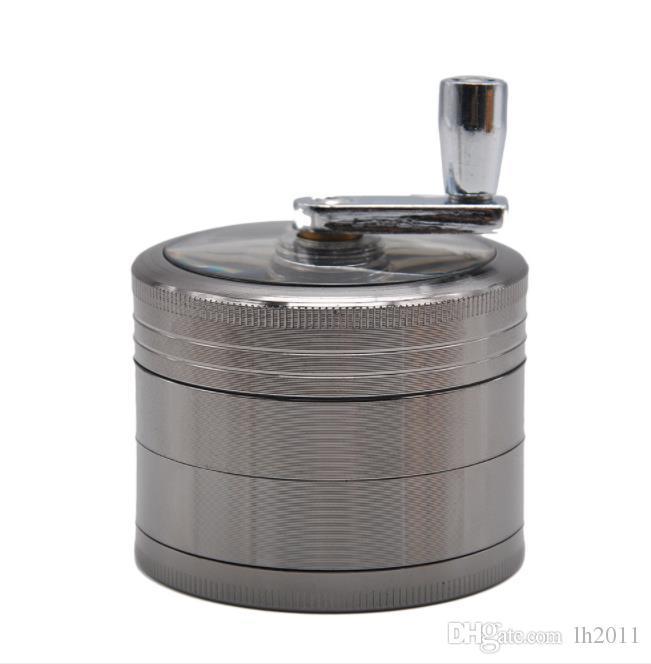 Amoladora de mano de metal diámetro 63MM 4 capas smog