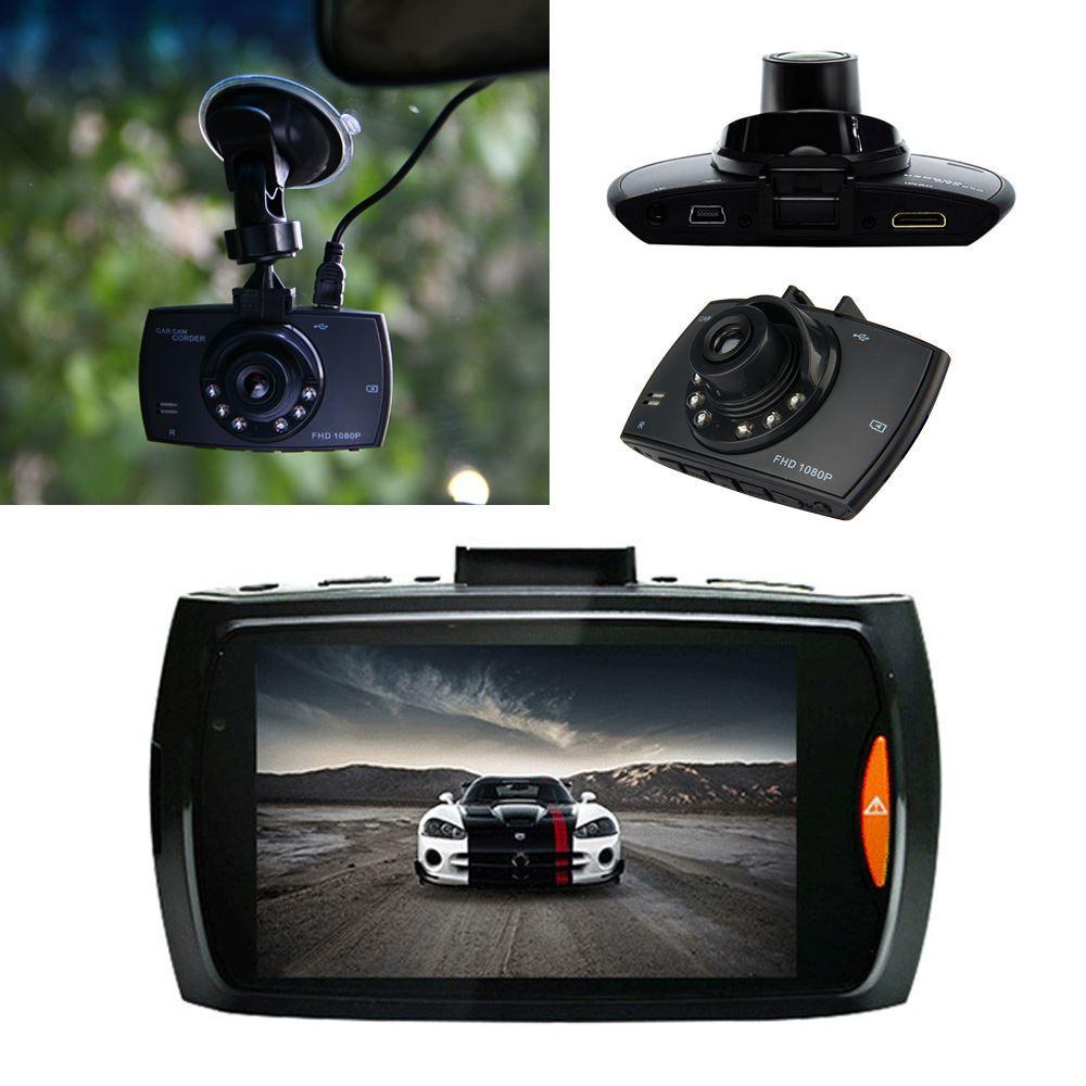 ET DVR Camera Full HD 1080p Car Video Recorder Night Vision Mini Camera Car Registrator Night Vision Carcam Dash Cam For Parking