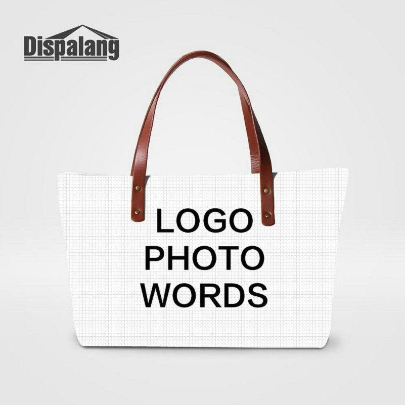 Large Capacity Women Travel Shoulder Bags Handbags Ladies Luxury Totes Bag Customize Design Shopping Top-handle Bags Your Own Logo Handbag